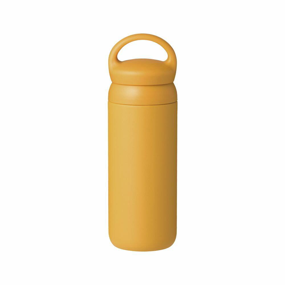 KINTO|DAY OFF TUMBLER 保溫瓶 500ml- 芥末黃
