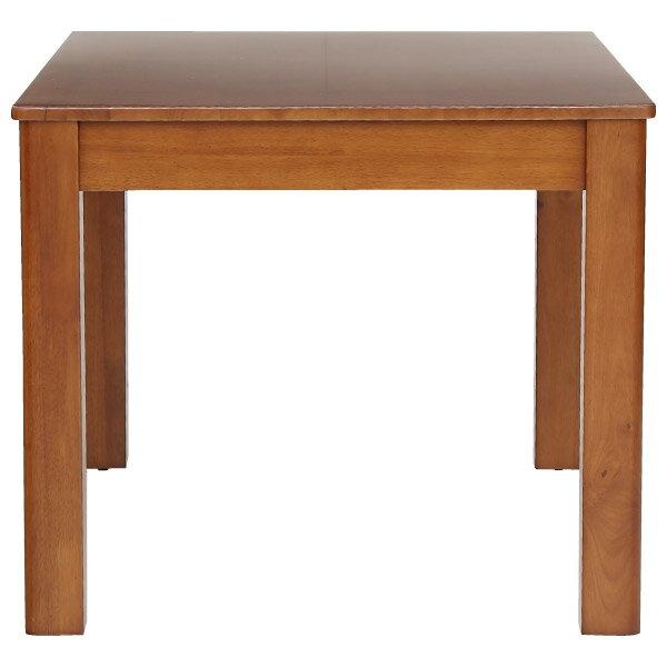 ◎(OUTLET)實木餐桌 比特#18T01(柚木色) 南洋檜木 福利品 NITORI宜得利家居 2