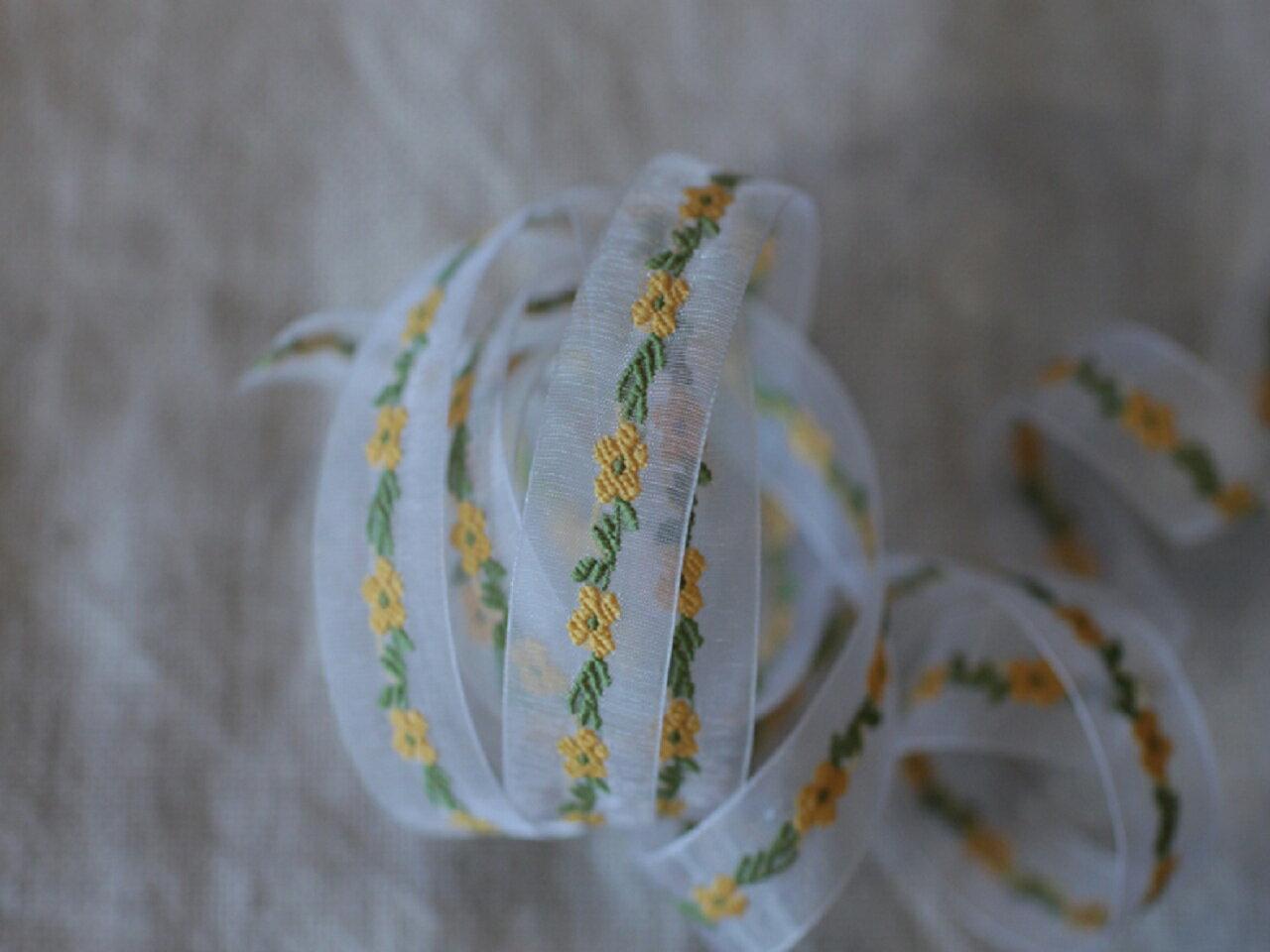 五瓣小花繡15mm180公分(二十五色) 3