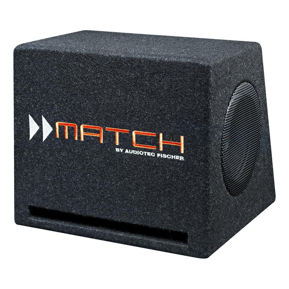 BuBu車用品│MATCH PP 7E-D重低音 德國品牌原廠正品 專業汽車音響安裝 保固一年