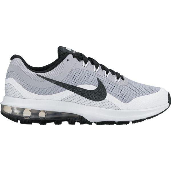 NIKE AIR MAX DYNASTY 2 GS 女鞋 大童鞋 慢跑 氣墊 輕量 灰 白 【運動世界】 859575-005