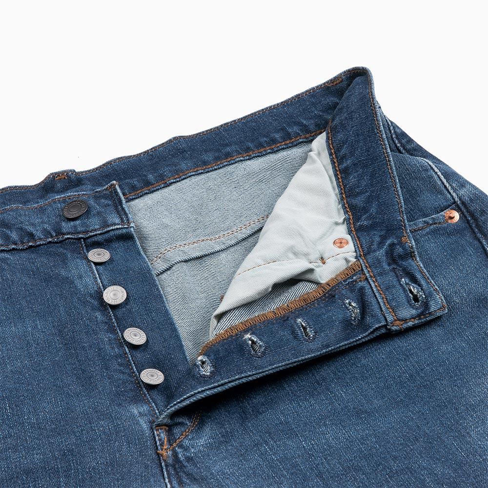 Levis 男款 上寬下窄  /  541低腰寬鬆牛仔褲  /  LEJ 3D褲  /  復古水洗 8