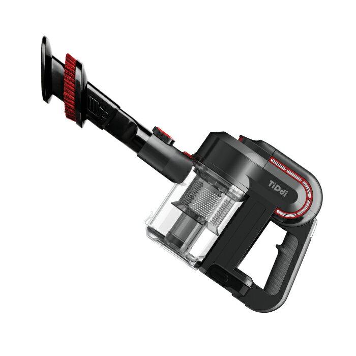 [領券再折$168]TiDdi 無線氣旋式除螨吸塵器S330(贈電動除塵蟎床刷 全套豪華組) 1