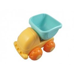 【淘氣寶寶】日本 Toyroyal 樂雅 Flex系列 沙灘戲水玩具 - 沙灘車2160 (薄荷藍)