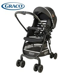 【店長推薦款】買就送免水洗清潔劑 Graco 輕量雙向手推車( CitiLite R UP 鋼琴餅乾BK )
