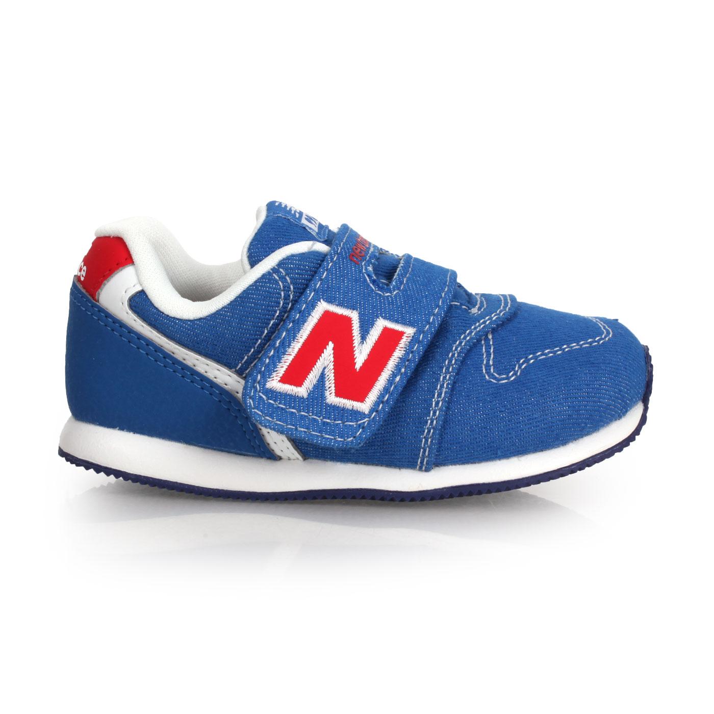 NEW BALANCE 996系列 男女兒童復古慢跑鞋 (免運 魔鬼氈 NB N字鞋【02016402】≡排汗專家≡