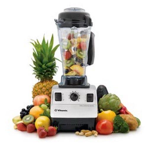 Vita-Mix 全營養調理機-精進型(白色) -TNC5200 (陳月卿推薦)▶全館滿499免運