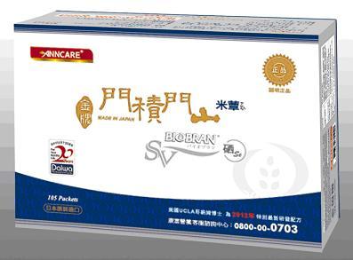 康富生技~金牌門積門山米蕈SV多醣體105包/盒~特惠贈DDS-1原味專利乳酸菌24包/盒*2盒