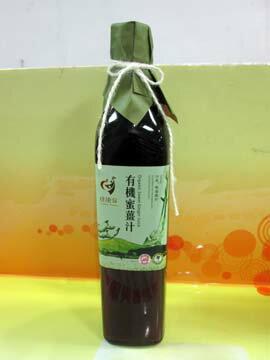 健康族~有機黑糖蜜薑汁500ml/罐~特惠中~