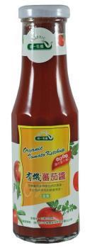 統一生機^~有機蕃茄醬270公克 罐