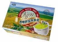 肯寶KB99~香椿野菜燕麥粥24包30公克/盒(全素)