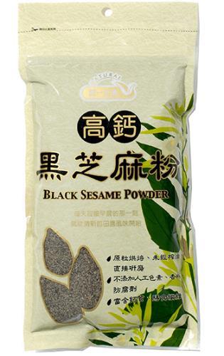統一生機~純黑高鈣芝麻粉300公克/包 ~即日起特惠至2月27日數量有限售完為止)