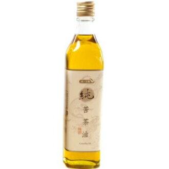 統一生機~苦茶油500ml/罐