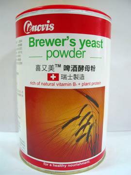 喜又美~啤酒酵母粉400公克/罐×6罐~特惠中~