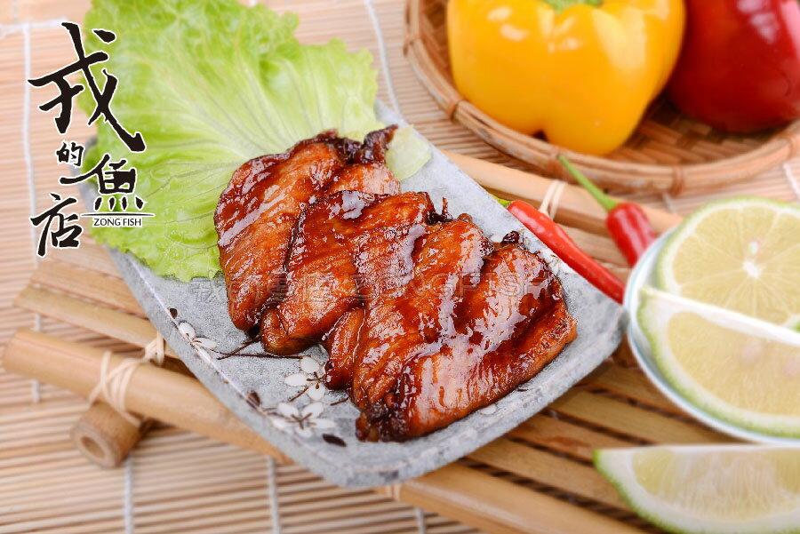 ~蒲燒鯛4片 包~ 最肥美的腹部,油脂豐富,肉質超細嫩~戎的魚店~ ~  好康折扣