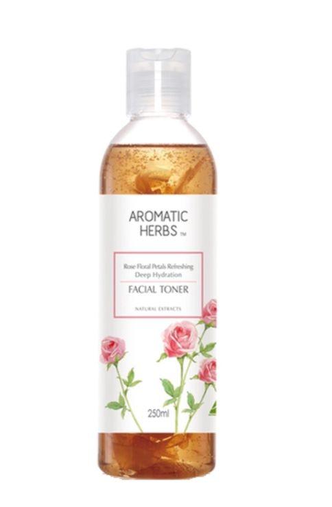 郭碧婷推薦 澳洲Aromatic Herbs 玫瑰花瓣精華水250ml   平價版蘭蔻玫瑰花瓣精露
