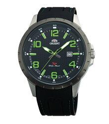 ORIENT 東方錶ORIENT 東方錶 SP 系列 (FUNG3005B) 數字日期顯示運動石英錶 橡膠錶帶款 綠色 43.9mm