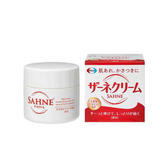Eisai 日本衛采  紗奈潤澤乳霜  100 g/罐