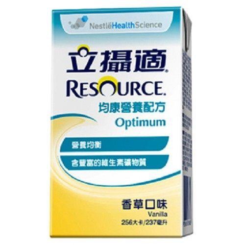 雀巢立攝適均康營養配方 香草口味 24罐/箱◆德瑞健康家◆