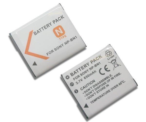 【新風尚潮流】For SONY 電池 TX 7 9 10 W350 W370 W380 W390 NP-BN1