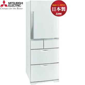Mitsubishi 三菱 MR-BX52W-W-C 520L 5門 變頻電冰箱 日本原裝 (絹絲白)