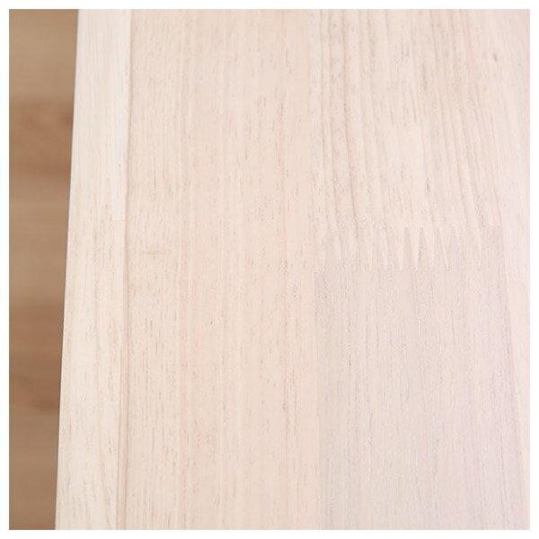 ◎橡膠木質餐桌椅四件組 RELAX WW / GY NITORI宜得利家居 5