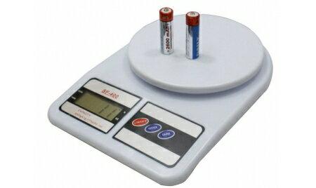 LCD藍光背光7公斤電子秤料理秤磅秤