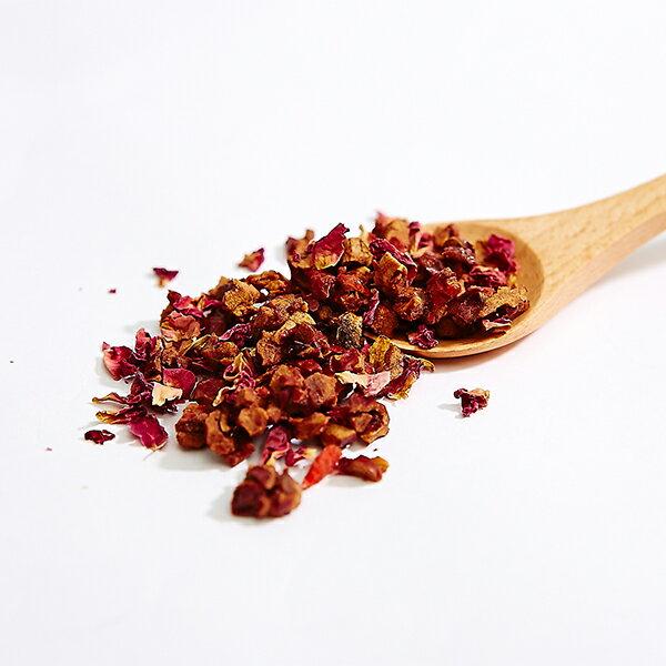 【午茶夫人】玫瑰紅棗枸杞茶 - 10入 / 袋 ☆ 100%純天然原料 。無添加 無咖啡因。由內而外綻放紅潤好氣色 ☆ 2