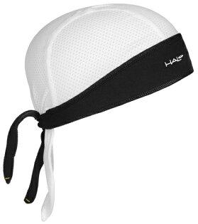 騎跑泳者FINISHER:汗樂導汗帶(白色繫帶式頭罩)