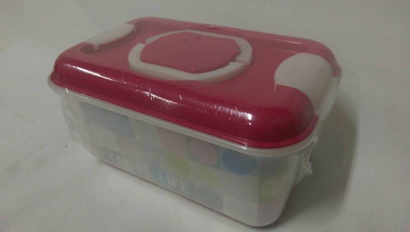 大詠 小蘋果提箱WVA03~整理箱 文具盒《八八八e網購