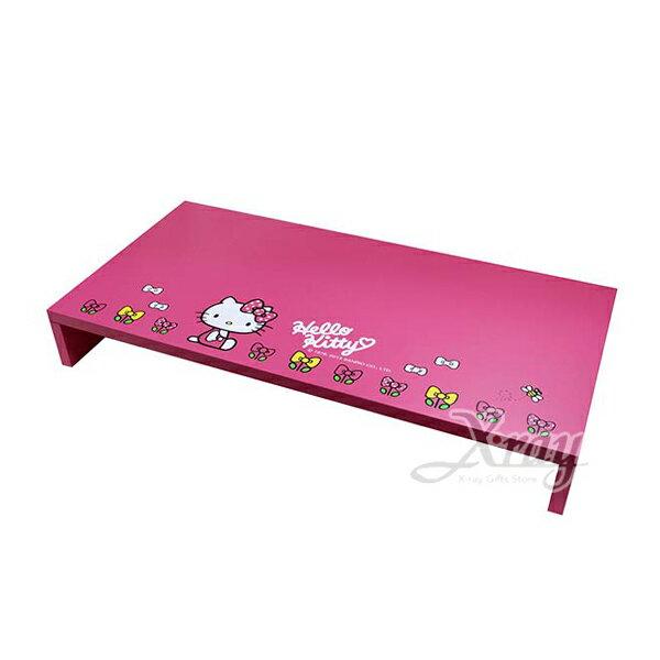 X射線【C526955】HelloKitty螢幕鍵盤架,置物櫃收納櫃收納盒抽屜收納盒木製櫃木製收納櫃收納箱桌上收納盒