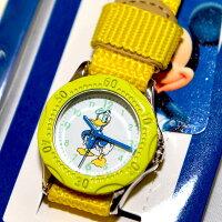 兒童節禮物Children's Day到唐老鴨 Donald Duck 迪士尼 指針式 兒童手錶 日本限定 正版品