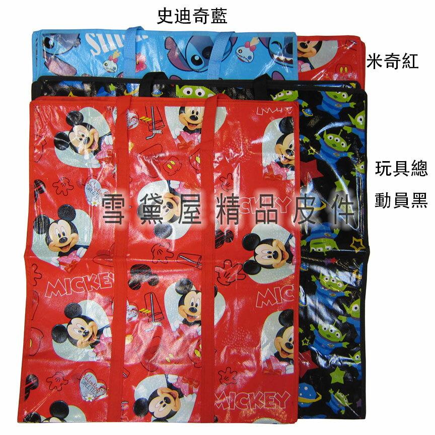 ~雪黛屋~ 袋旅行袋 袋簡易型防水由底部加強耐重車縫PVC尼龍布摺疊壓扁收納不占空間 提背