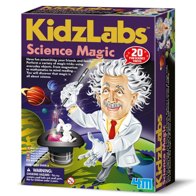 【4M】科學探索系列-科學魔術 Science Magic 00-03265