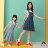 【maru.a】親子款吊帶單寧蛋糕短裙(2色)8916112 / 8956211 3
