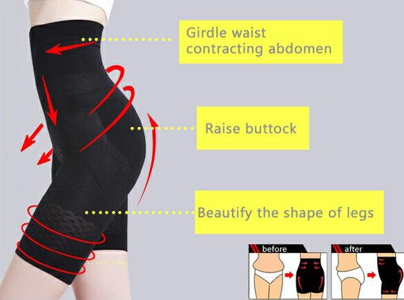 Sexy High- Cuts Beauty Slimming Shapewear Bodysuit & Pants 2
