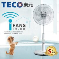 TECO東元 14吋 DC直流變頻電風扇 XA1463VD-北霸天-3C特惠商品