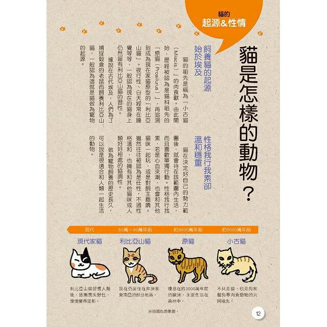 新手養貓必備書  暢銷版 6