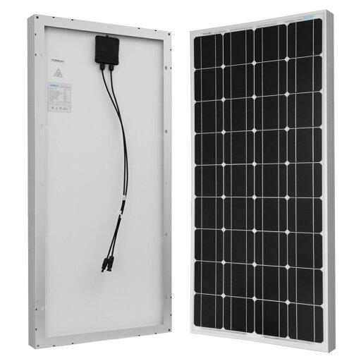 Renogy 100 Watt 12 Volt Monocrystalline Solar Panel 3ec42ba2d3312893a62a1b98cda048c7