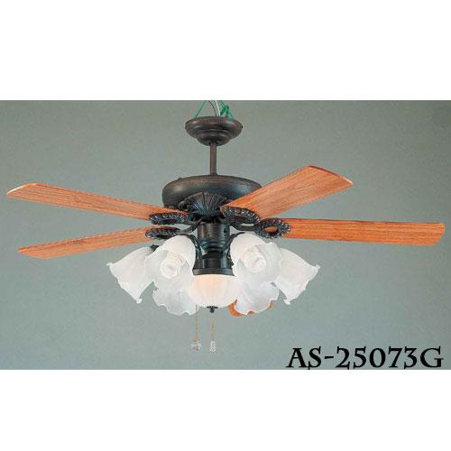 傳統系列★60吋吊扇燈風扇燈樟木光源另計★永光照明AS-25073+AS-25074