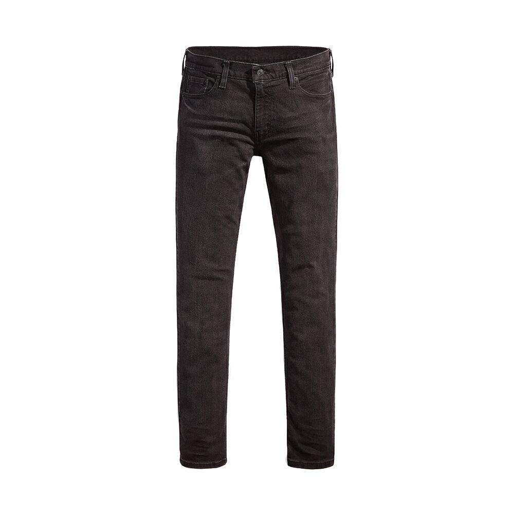 Levis 男款 511 低腰修身窄管牛仔褲  /  黑色基本款  /  彈性布料 3