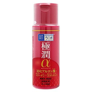【ROHTO】肌研新極潤α緊緻彈力保濕乳液