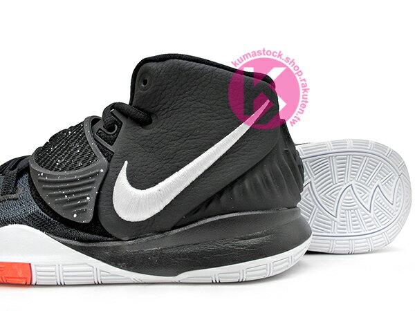 2019-2020 Kyrie Irving 最新代言鞋款 NIKE KYRIE 6 VI GS BLACK WHITE 大童鞋 女鞋 黑白 歐文 籃球鞋 (BQ5599-001) ! 3