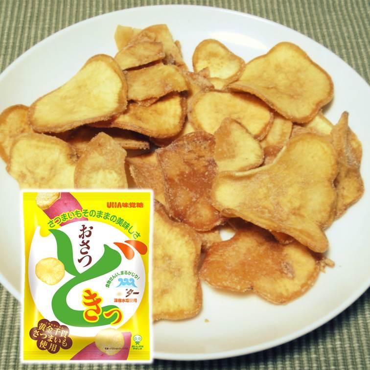 【UHA味覺糖】味覺黃薯片-奶油鹽味 65g ?????? ????
