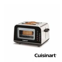 【美國 美膳雅Cuisinart】六段式觸控烤麵包機-福利品(CPT-3000TW)