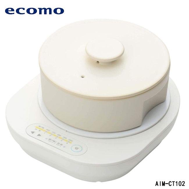 【日本 ECOMO】cotto cotto x ceramic japan日式耐熱陶鍋組 AIM-CT102