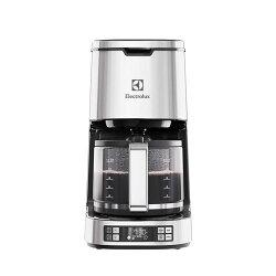 加贈電動磨豆機ECG3003S+咖啡豆1磅【瑞典 伊萊克斯 Electrolux】設計家系列 美式咖啡機 (ECM7814S)