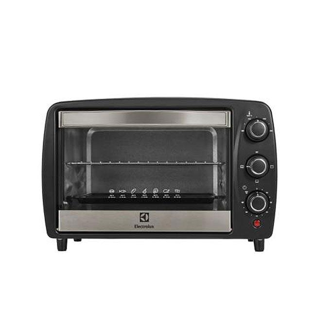 【瑞典伊萊克斯 Electrolux】【加贈茶籽堂蔬果清潔液x1瓶+清潔海綿】15L 上下火專業級烤箱(EOT3805K)