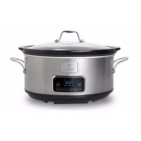 【伊萊克斯 Electrolux】【送保溫碗】七公升微電腦陶瓷慢燉鍋 (ESC6503S)