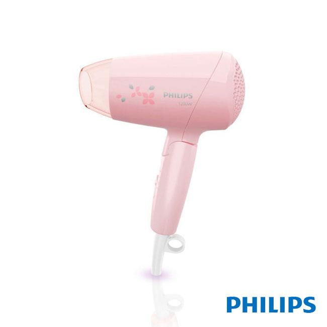 【飛利浦 PHILIPS】Essential Care溫控護髮吹風機 (BHC010)